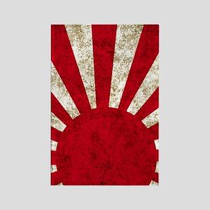Japan 441 Rectangle Magnet