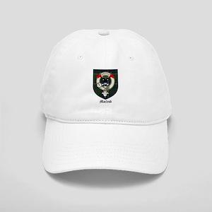Macleod Clan Crest Tartan Cap