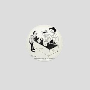 5791_referee_cartoon Mini Button