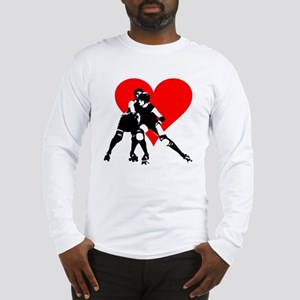 RCRD.evahitsheart Long Sleeve T-Shirt