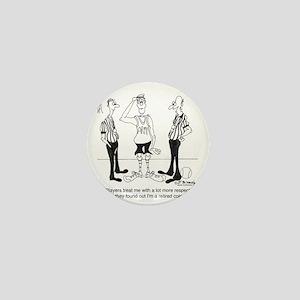 6731_referee_cartoon Mini Button