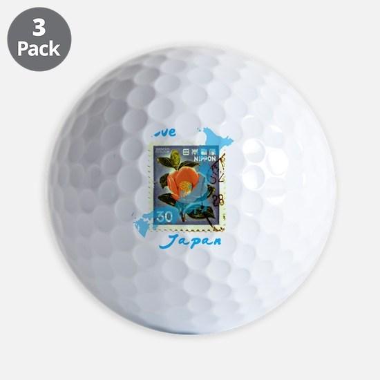 japanrelief2011_21 Golf Ball