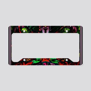 Mary Jane Lane License Plate Holder