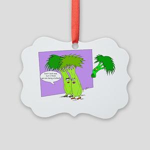 CeleryStalker Picture Ornament