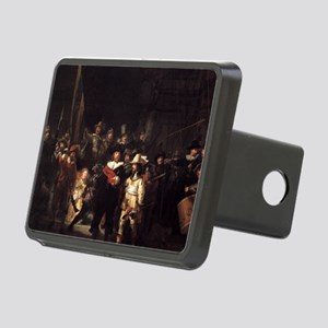 The Nightwatch Rectangular Hitch Cover