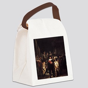 The Nightwatch Canvas Lunch Bag
