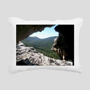 100_5075 Rectangular Canvas Pillow