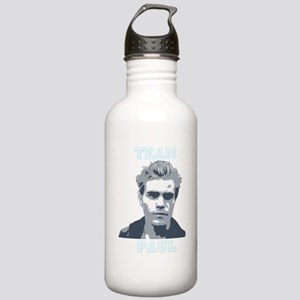 Team Paul Blue Stainless Water Bottle 1.0L