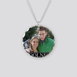 DeMotivational - 4 Popped Co Necklace Circle Charm