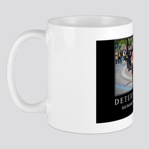DeMotivational - Shit Happens Mug