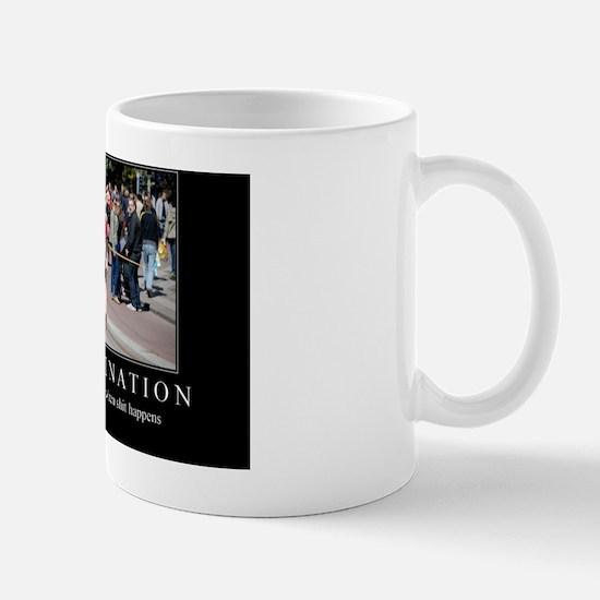 DeMotivational - Shit Happens Mug