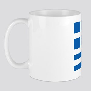 Greek Flag Mug