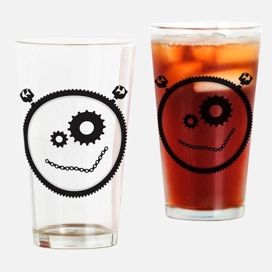 gearhead_jewelry Drinking Glass