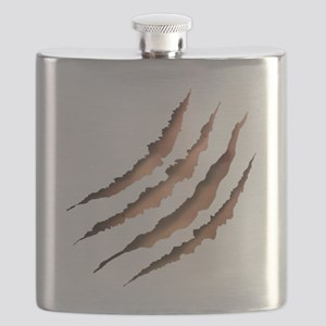 Clawmarks Flask