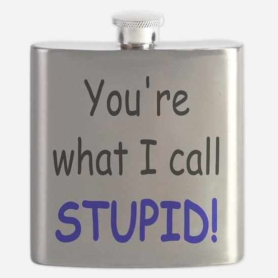 what i call stupid Flask