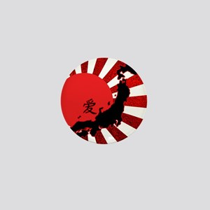 HopeforJapanRwsW Mini Button