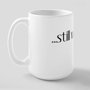 still winning copy Large Mug