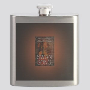 Swan Song button mag Flask