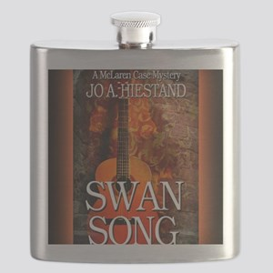 Swan Song mouse pad Flask