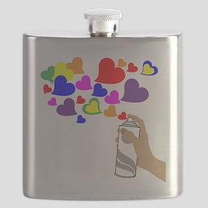 Love Spray Flask