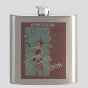 Song of The Navy Flask