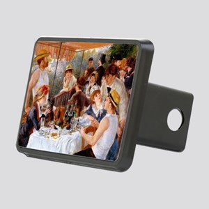 Luncheon of the Boating Pa Rectangular Hitch Cover