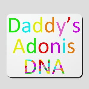 Daddys Adonis DNA Mousepad