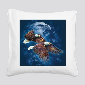 ip000662_1eagles3333 Square Canvas Pillow