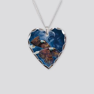 ip000662_1eagles3333 Necklace Heart Charm
