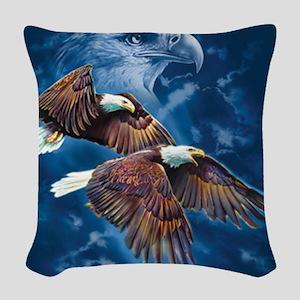 ip000662_1eagles3333 Woven Throw Pillow