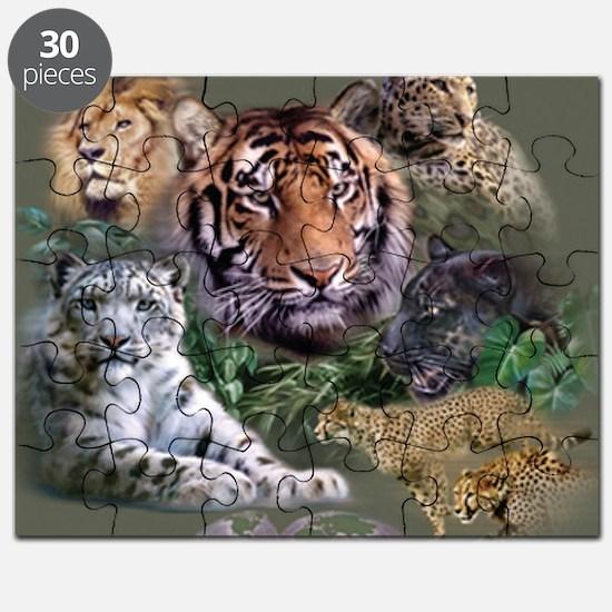 ip001528catsbig cats3333 Puzzle