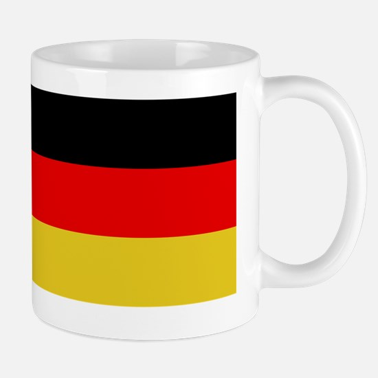 German Flag Mug
