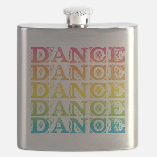 DANCE COLOR Flask