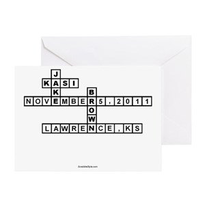 Anniversary puzzles greeting cards cafepress m4hsunfo