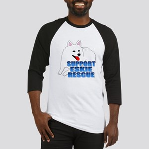 Support Eskie Rescue Baseball Jersey