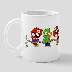 ekky_flat Mug