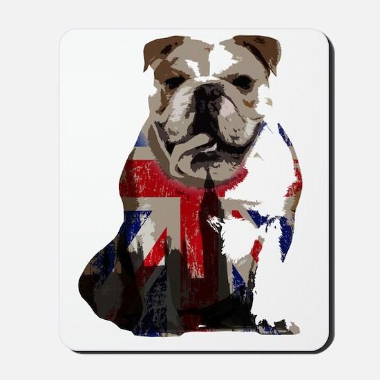 best of british Mousepad