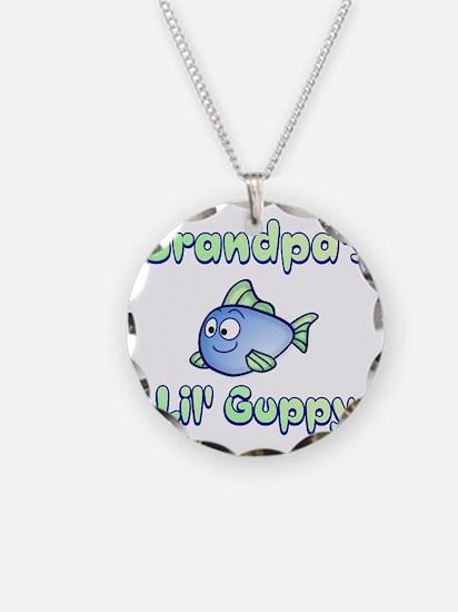 Grandpa's Lil Guppy gear, gi Necklace
