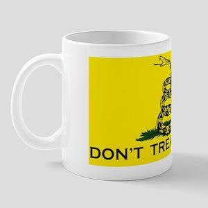 license-plate_dont_tread_on_me Mug