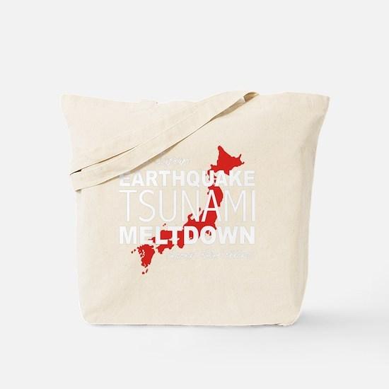 Save Japan 2 Tote Bag