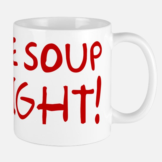 Turtle Soup Tonight 2 Mug