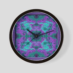 20020816-01Spiro-v003-sig-v01-7m Wall Clock