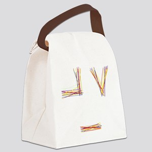 SLC trend Canvas Lunch Bag