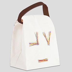 SLC trend Canvas Lunch Bag