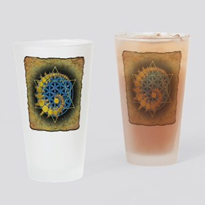 East Field Star_www Drinking Glass