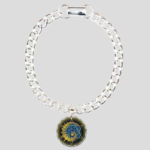 East Field Star_www Charm Bracelet, One Charm
