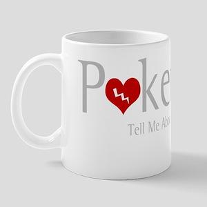 pokerscars-dark Mug
