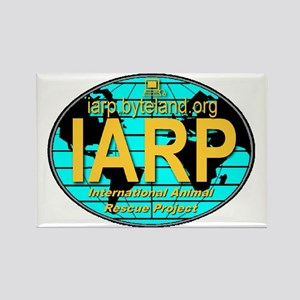 IARP_logo Rectangle Magnet