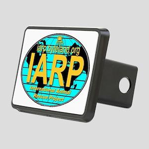 IARP_logo_transparent Rectangular Hitch Cover