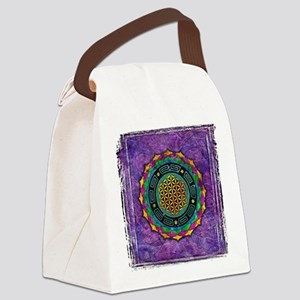 Awakening Consciousness Canvas Lunch Bag